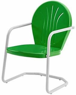 Crosley Furniture Griffith Metal Outdoor Chair - Grasshopper