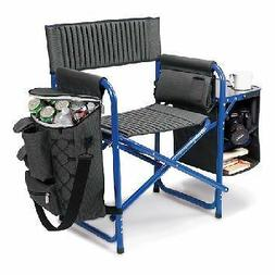 Picnic Time Fusion Portable Outdoor Chair - Aluminum Frame -