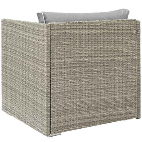 Outdoor Furniture Wicker Rattan Sectional