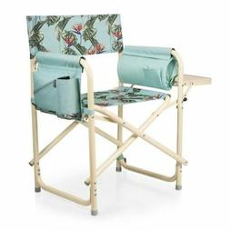 ONIVA - a Picnic Time brand Outdoor Directors Folding Chair,