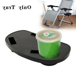 Gravity Lounge Chair Cup Holder Recliner Table Cup Holder Tr